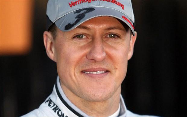 F1 : Michael Schumacher va mieux !