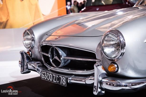 Mondial-Automobile-2014-exposition-mode-et-automobile-mercedes-benz