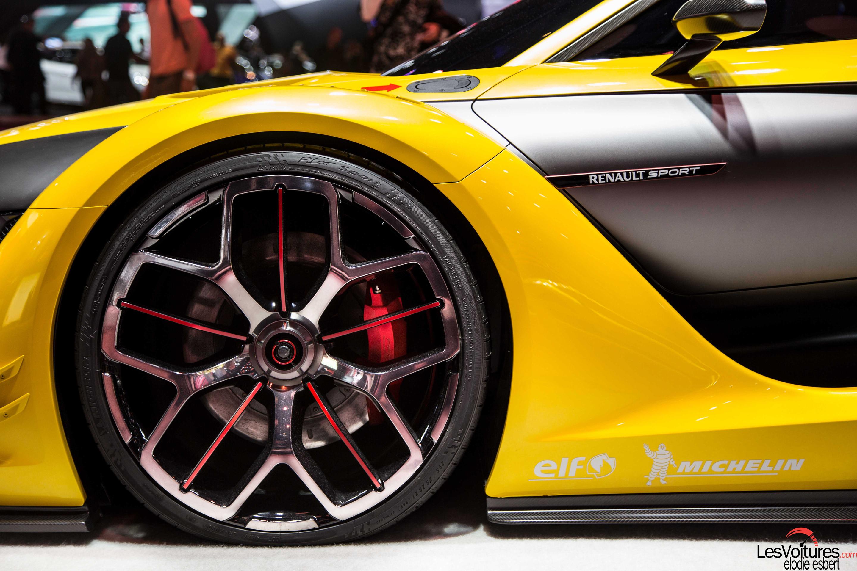 Renault Sport R.S. 01 : du Mondial de Paris à Monza, sensations garanties…