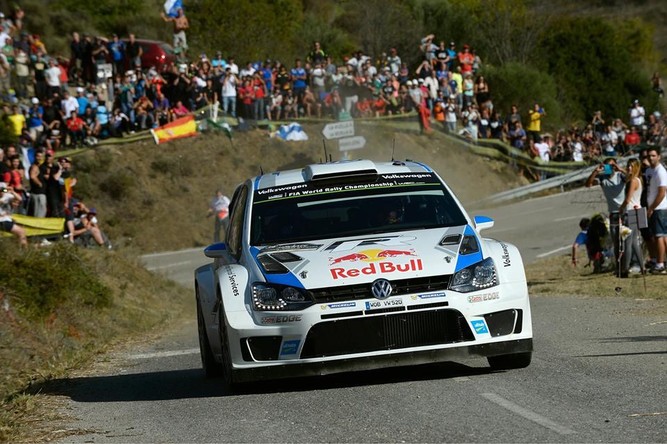WRC – Rallye d'Espagne : Sébastien Ogier vainqueur et champion du monde !