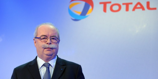 Total : Christophe de Margerie, PDG, se tue dans un accident d'avion