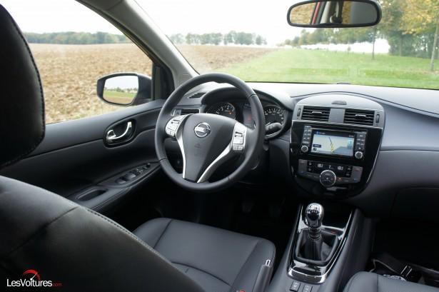 Nissan Pulsar : l'ambitieuse berline compacte à l'essai ...