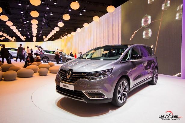 Renault Espace : ses émissions de NOx dépasseraient la norme…