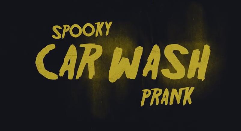 Vidéo : Ford fête Halloween avec un effrayant Car Wash !