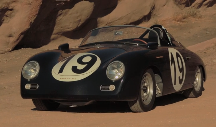 Vidéo : les Porsche 356 Outlaw à travers l'histoire d'une famille…