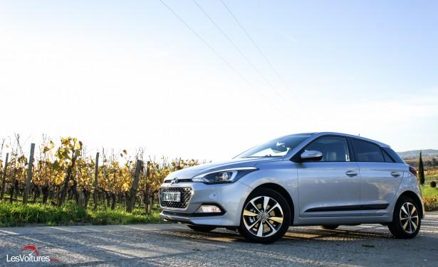 Hyundai i20 : la nouvelle citadine au design réussi !