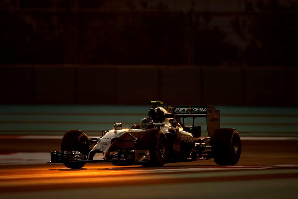 F1 – GP d'Abu Dhabi : Lewis Hamilton champion du monde !