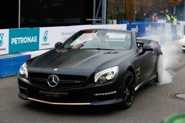 Mercedes-Benz-SL63-AMW-World-Championship-Edition-collectors-edition-rosberg-hamilton-2014-5