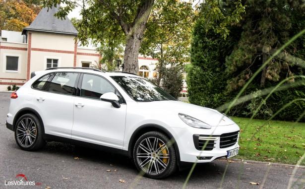 Porsche Cayenne : les nouvelles versions à l'essai !