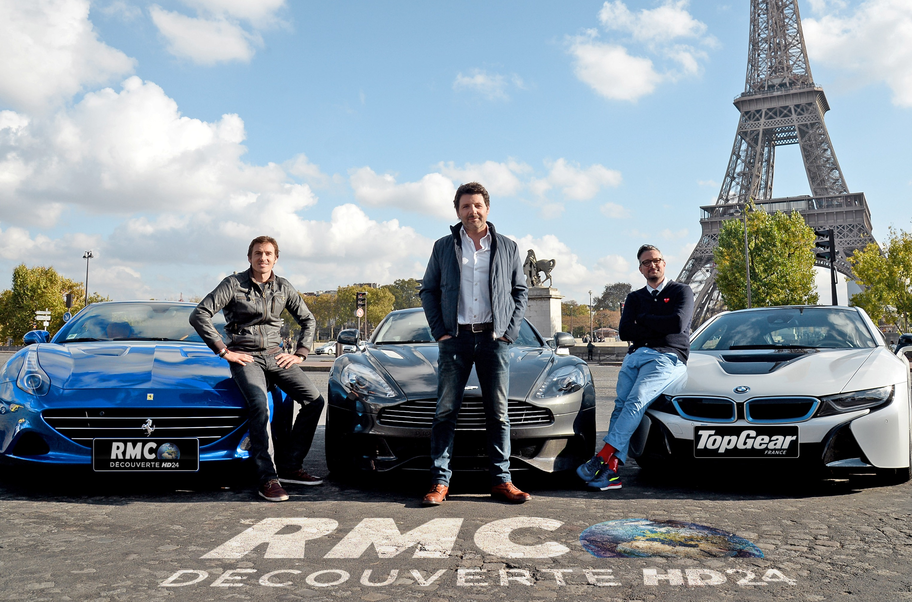 Top Gear France : le casting dévoilé