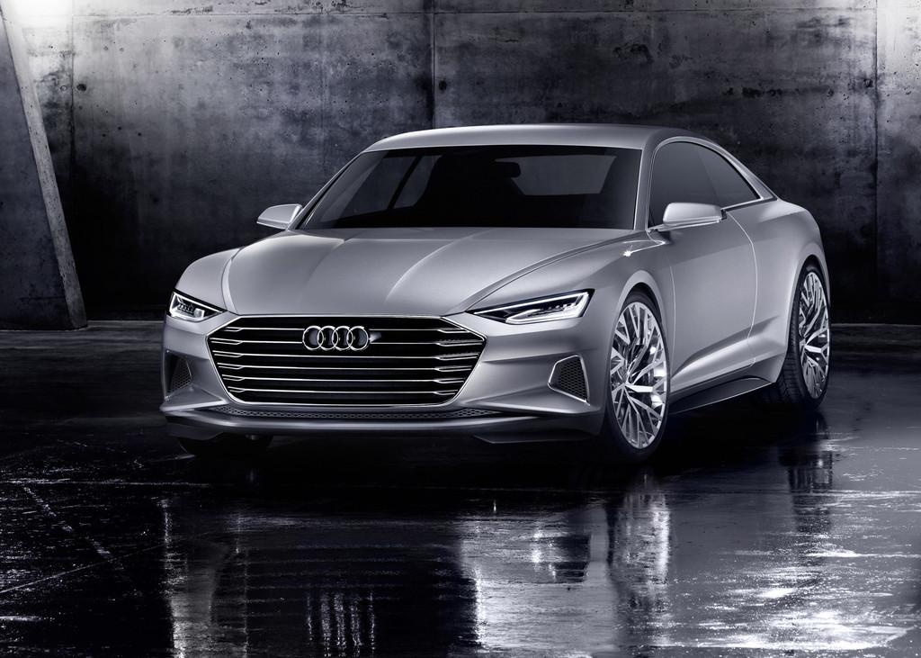 Audi Prologue Concept : lumière sur la future Audi A9…