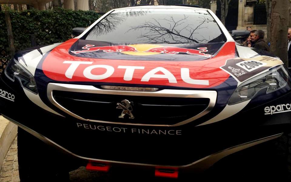 Dakar : 138 voitures au départ le 4 janvier 2015 !