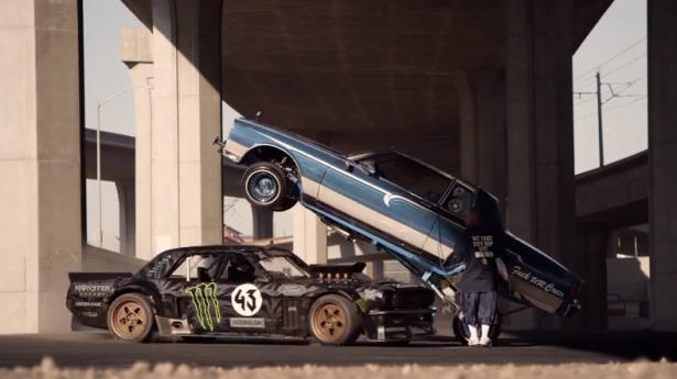 video-ken-block-gymkhana-7-Ford-Los-Angeles