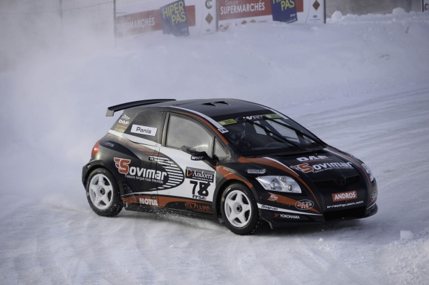 Olivier-Panis-Toyota-Auris-WRT-Andros-Andorre-2014