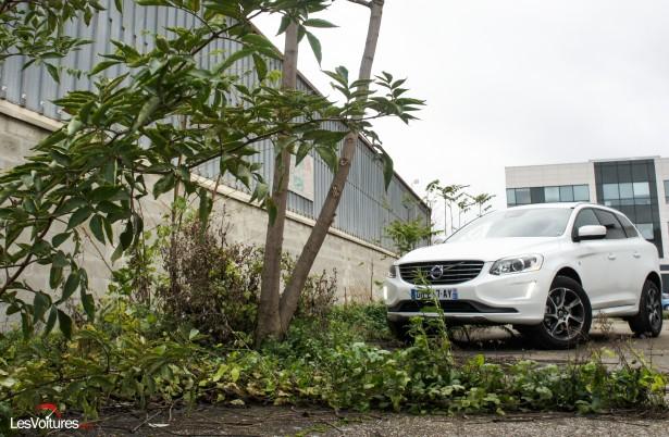 Volvo XC60 : test réussi pour le nouveau mariage T5/Geartronic !