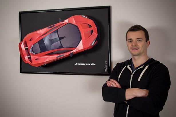 McLaren-P1-visual-spicer-Supercar-Papercraft-Taras-Lesko