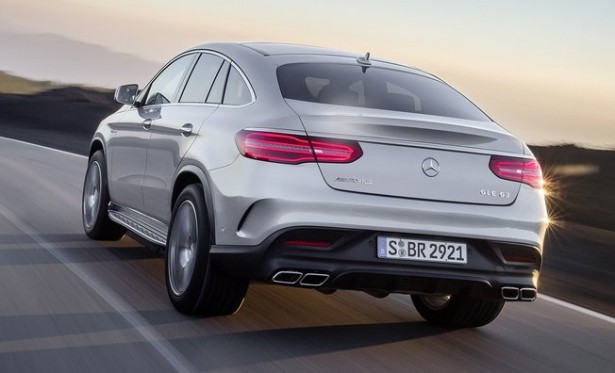 mercedes amg gle 63 coup plus puissant que le bmw x6 m les voitures. Black Bedroom Furniture Sets. Home Design Ideas