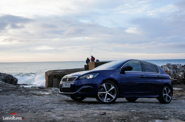 Peugeot 308 GT : la berline française continue son ascension…