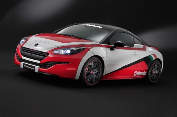 Peugeot RCZ R Bimota : la lionne passe à 304 chevaux grâce aux italiens !