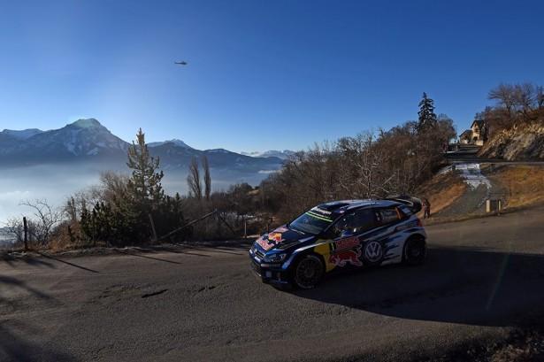 WRC – Monte Carlo : Ogier vainqueur, triplé Volkswagen !
