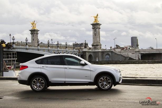 BMW X4 xDrive30d : le SUV compact très sportif à l'essai…