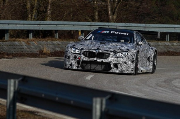 BMW-Motorsport M6 GT3-2016race-car