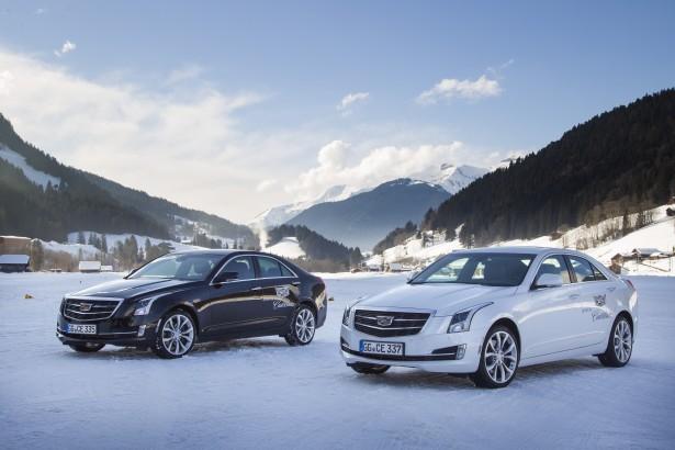 Cadillac-Winter-Drive Experience-cts-v-ats-v-5