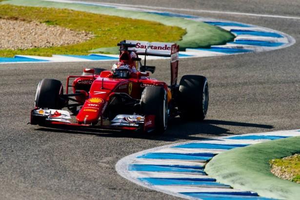 Ferrari-F1-SF-15-Kimi-raikkonen-jerez-test-2015