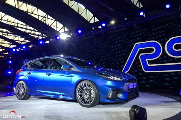 Ford Focus RS : ce sera finalement 350 chevaux !