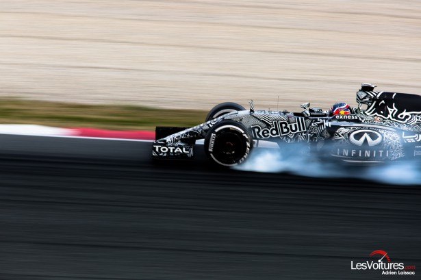 Formule-1-tests-Barcelone-2015-infiniti-red-bull-racing
