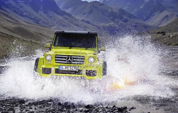 Mercedes-Benz-G-Class-500 4x4²-2015-4