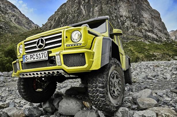 Mercedes-Benz-G-Class-500 4x4²-2015-6