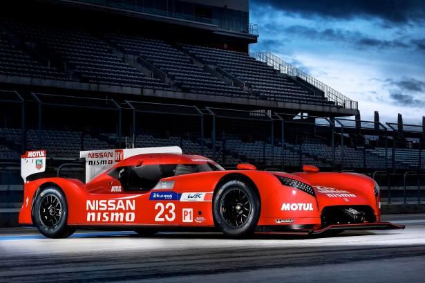 FIA WEC : la Nissan GT-R LM Nismo enfin dévoilée !