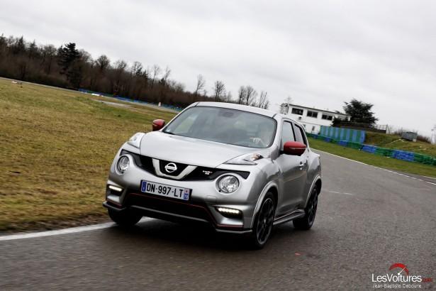 Nissan Juke NISMO RS : le crossover musclé à l'essai avec Gaëtan Paletou !