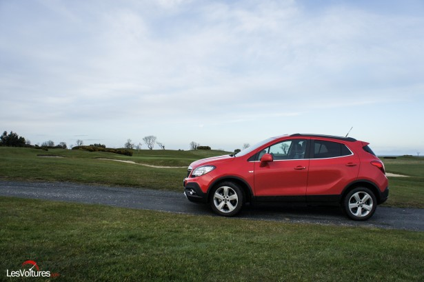 Opel Mokka : un nouveau moteur pour un nouveau départ !
