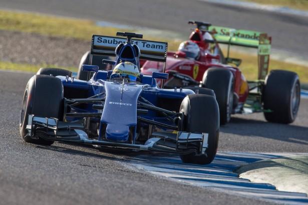 Sauber-C34-F1-2015-test-Jerez-Marcus-Ericsson