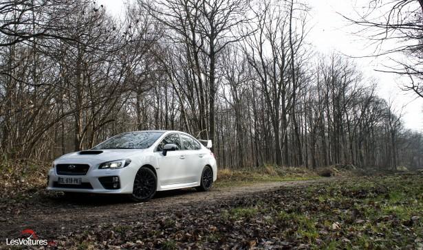 Subaru WRX STi : la puissante tradition japonaise à l'essai !