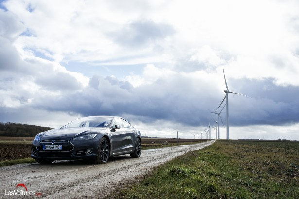 Tesla Model S Performance : la haute performance électrique à l'essai…