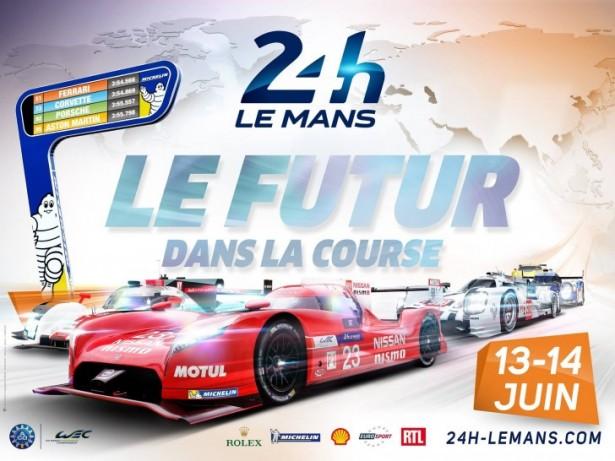 affiche-24-Heures-du-Mans-2015