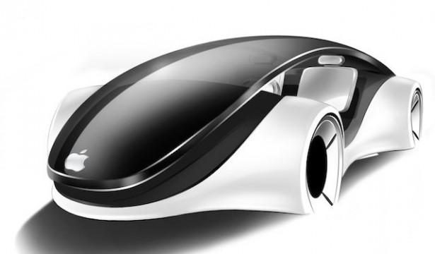 Apple iCar : la firme à la pomme y travaillerait déjà
