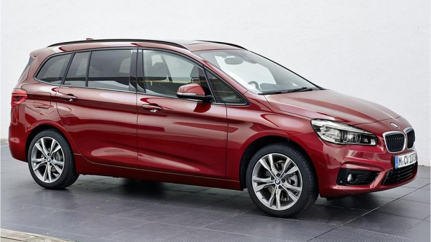 bmw s rie 2 gran tourer l active tourer 7 places. Black Bedroom Furniture Sets. Home Design Ideas