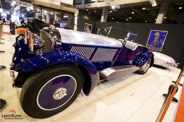 photos-salon-rétromobile-2015-Bentley-Louvet