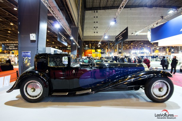 photos-salon-rétromobile-2015-Bugatti-Royale