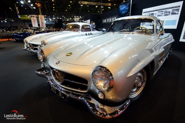 photos-salon-rétromobile-2015-Mercdes-Benz