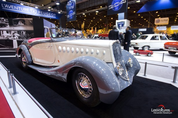 photos-salon-rétromobile-2015-Peugeot