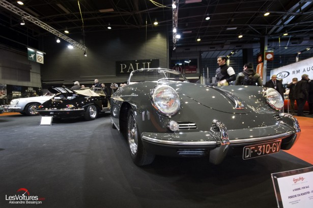 photos-salon-rétromobile-2015-porsche-356-roadster
