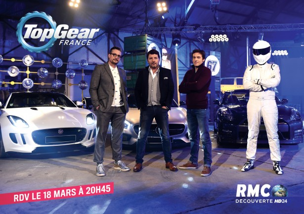 Top Gear France : l'interview de Le TONE et la bande-annonce !