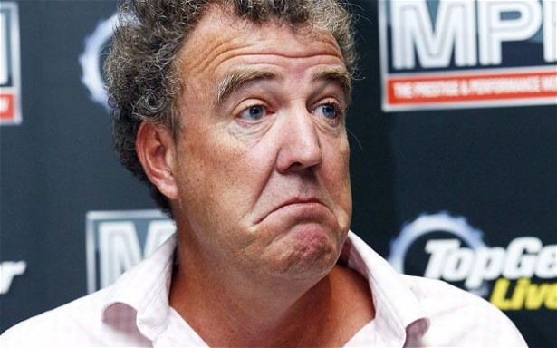Top Gear UK : The End pour Jeremy Clarkson officiellement licencié