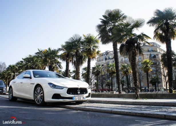 Maserati Ghibli S Q4 : le feu d'une latine sous de faux-airs bourgeois…