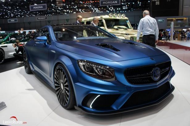 Salon-Genève-2015-1-Mansory Mercedes-S-63 AMG-Coupé-Diamond-Edition